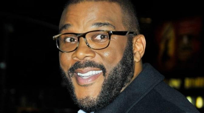 TYLER PERRY OFFICIALLY A BILLIONAIRE