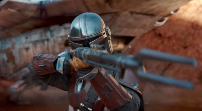 The Mandalorian Season 2 Will Arrive Just in Time for Halloween