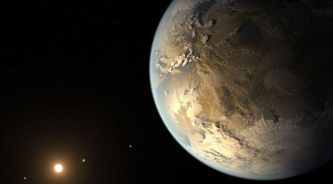 Scientists find promising 'superhabitable' planets that may be 'better' than Earth