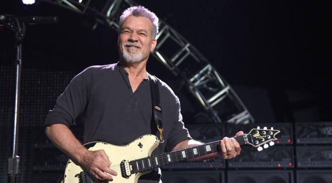 Eddie Van Halen Has Died at 65