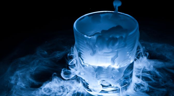 What is dry ice and why is it suddenly so important?