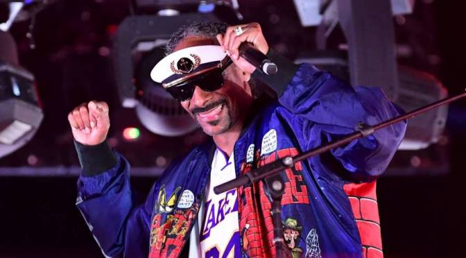 SNOOP DOGG WILL BE HOST AND ANNOUNCER FOR NEW BOXING LEAGUE, THE FIGHT CLUB