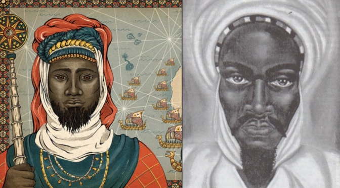African King, Mansa Abubakar II discovered Americas in 1312. 180 years before Columbus