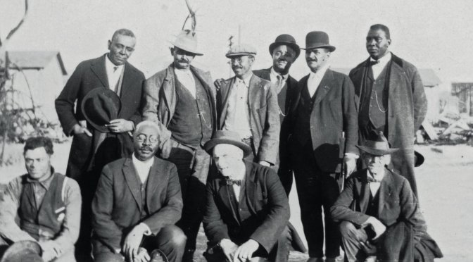Meet the Entrepreneur Who Created the First 'Black Wall Street'