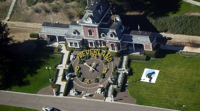 Michael Jackson's Neverland Ranch Sold for  $22 Million USD