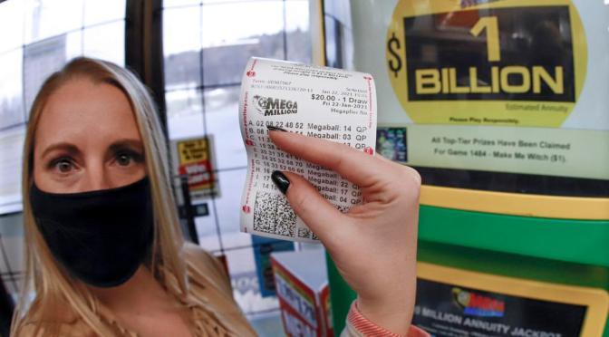Michigan Mega Millions Player Wins $1 Billion Jackpot