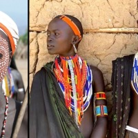 Arbore ethnic group, one of oldest tribes in the world