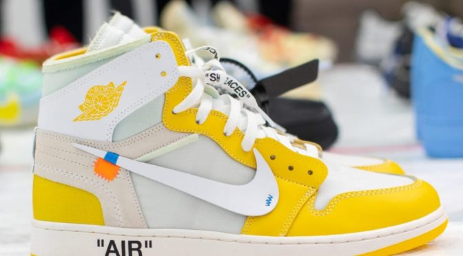 More Off-White x Nike Sneaker Collabs Are on the Way