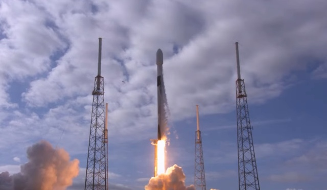 SpaceX launches a record 143 satellites into orbit