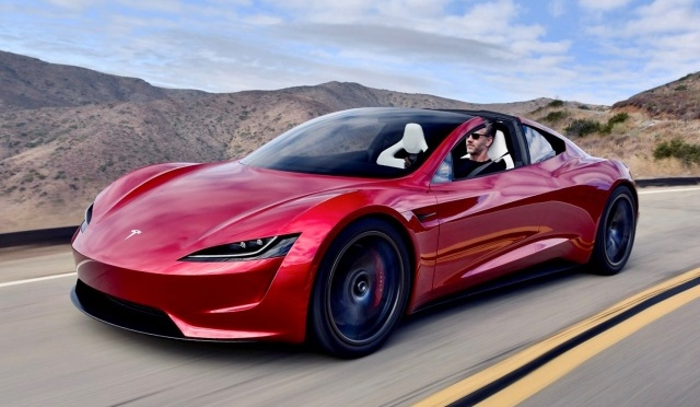 Tesla's Roadster won't go into production until 2022