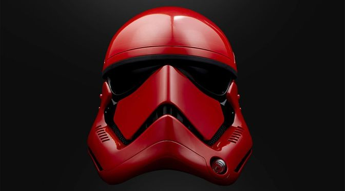 Hasbro's Star Wars Captain Cardinal Helmet Is coming soon