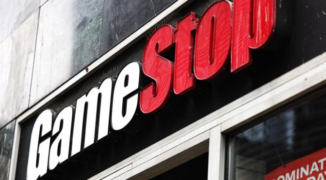 GameStop's Surge on the Stock Market, Explained