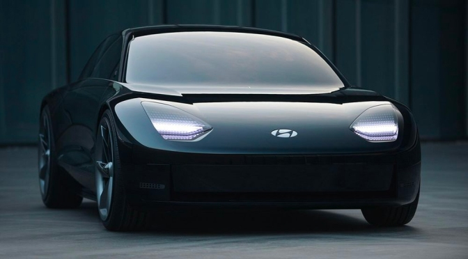 Hyundai is Currently in Talks With Apple for Potential Electric Car Partnership