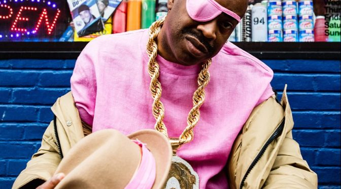 Clarks Originals Taps Slick Rick for Short Film Celebrating Bronx Heritage