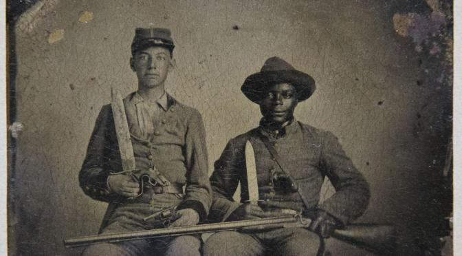 THE BLACK SOLDIERS OF THE CIVIL WAR