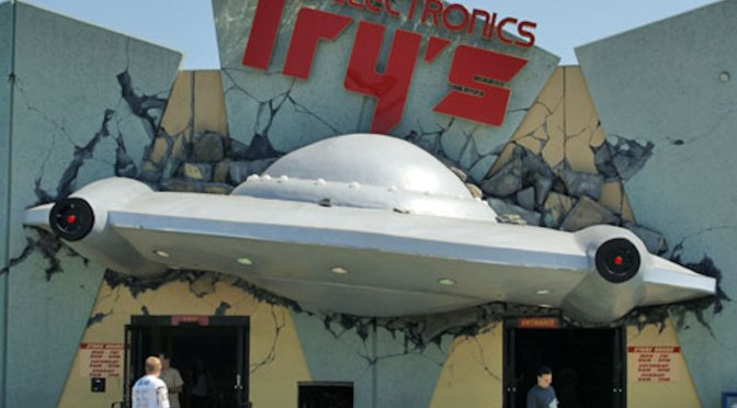 Fry's Electronics Abruptly Closes All 31 Stores Nationwide