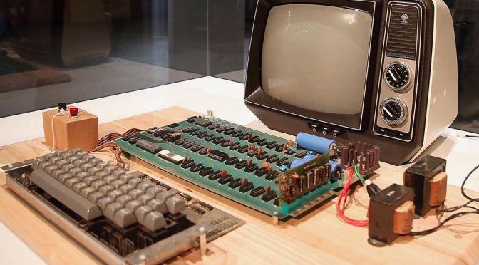 This Rare Apple-1 Computer Could Be Yours for $1.5 Million USD