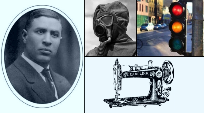 Garrett Morgan, the black inventor who invented traffic lights, gas mask & more