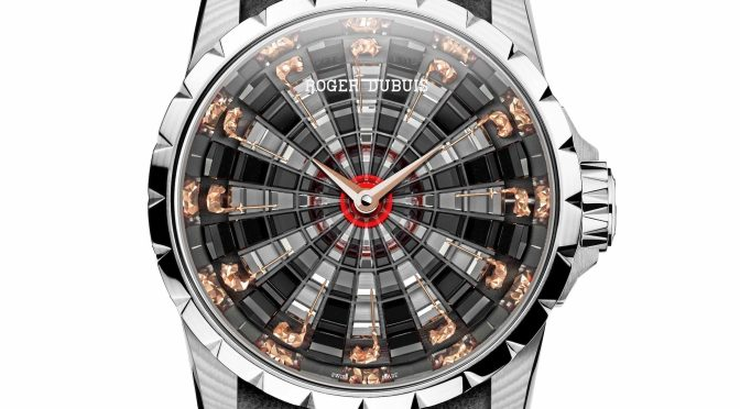 Roger Dubuis Is Holding Court With The Latest Edition Of The Knights Of The Round Table