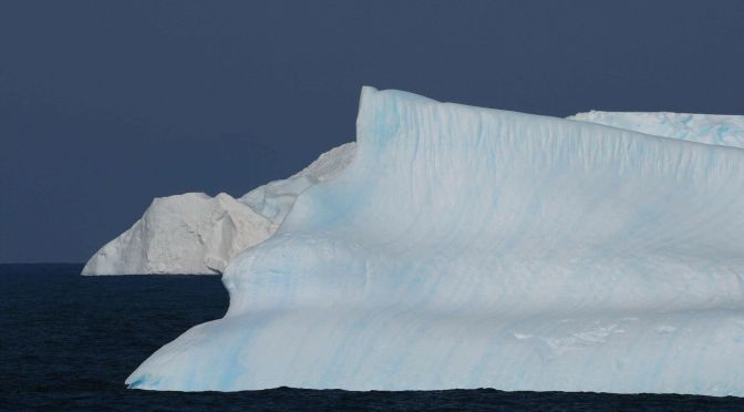 Block of Ice Larger Than New York City Breaks Off In Antarctica
