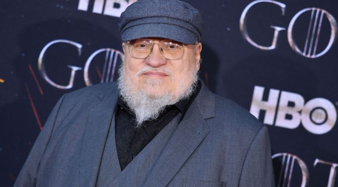 'Game of Thrones' Author George R.R. Martin Signs New Five-Year Deal With HBO