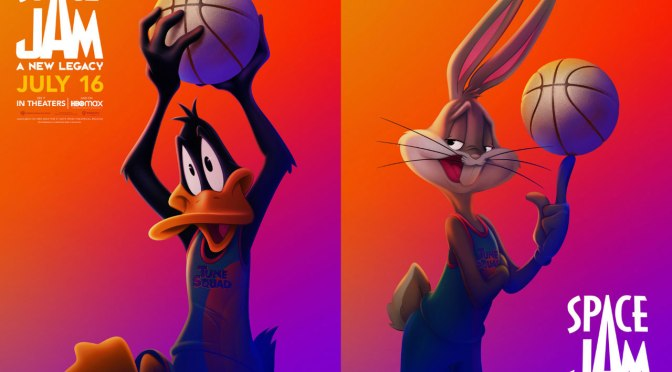 Warner Bros. Teases New Space Jam Character Posters
