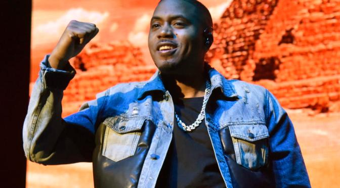 Nas' Early Coinbase Investment Could Reportedly Net Him $100 Million
