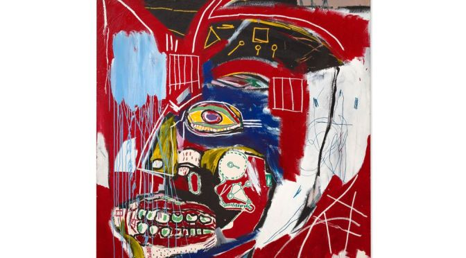 Jean-Michel Basquiat's 'In This Case' Painting to Fetch Over $50 Million USD