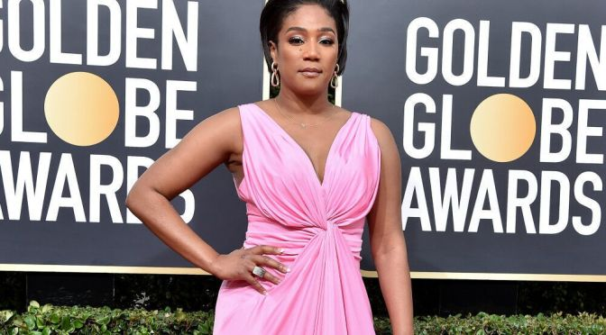 Tiffany Haddish Reportedly Favorite to Take Over After Ellen DeGeneres Exits Her Daytime Show