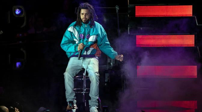 J. Cole Reportedly Signs Deal With Basketball Africa League's Rwanda's Patriots