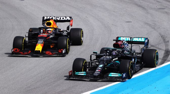 Lewis Hamilton Wins the Spanish Grand Prix After Earning His 100th Pole Position
