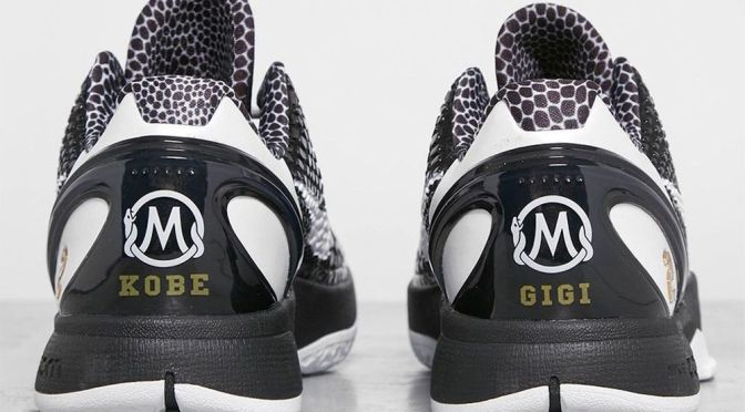 "Nike Pays Tribute to Gigi Bryant With the Kobe 6 Protro ""Mamba Forever"""