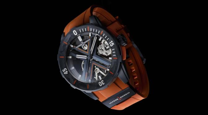With Its Latest Creations Ulysse Nardin Rules Below And Above Water