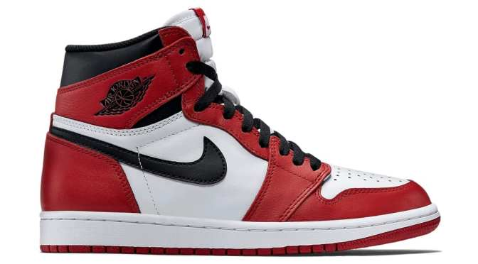 The Air Jordan 1 Is Now a Federally Protected Trademark