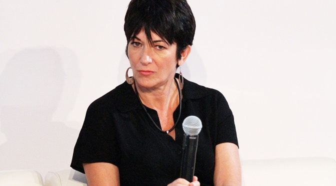 Ghislaine Maxwell's Attorneys Use Bill Cosby Case to Explain Why Her Charges Should Be Dropped