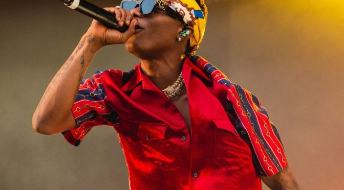 Wizkid Officially Announces One-Off 2021 London Show