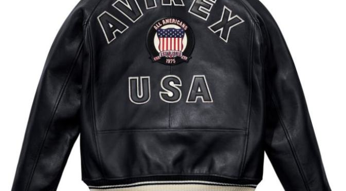 Avirex Returns With the 'Icon' Jacket Nas Wore in 'Belly'