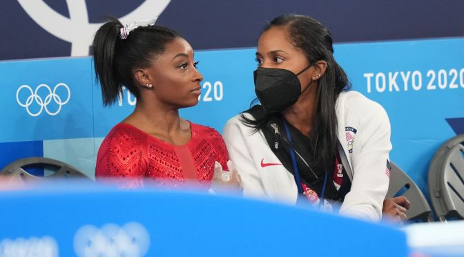 Simone Biles Withdraws From Olympic Gymnastics Team Final in Tokyo
