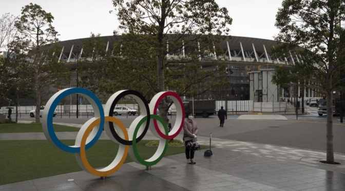 Japan Reportedly Considering Banning Spectators at Olympics, Readies Tokyo State of Emergency
