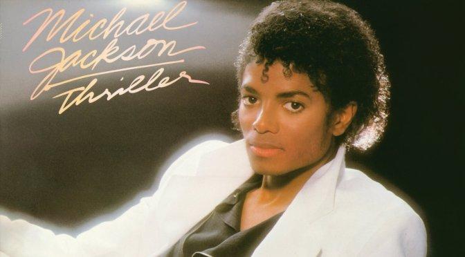 "Michael Jackson's ""Thriller"" Goes 34x Platinum"