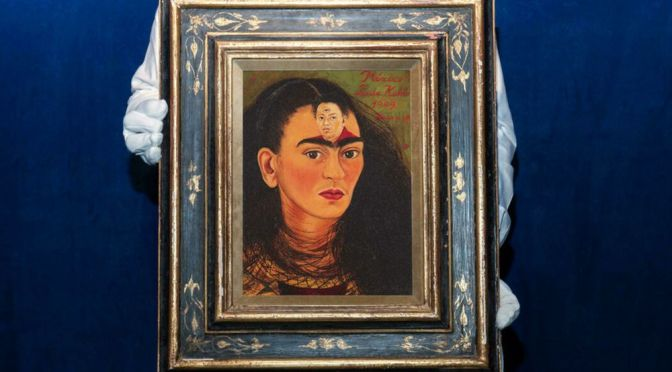 A Frida Kahlo Self-Portrait Is Expected to Shatter Multiple Auction Records This Fall