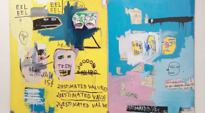A $40 Million USD Jean-Michel Basquiat Painting Is Hitting the Market for the First Time