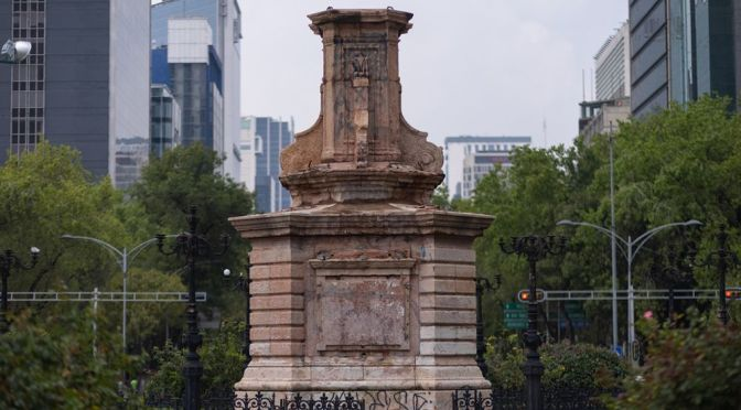Mexico City to Replace Columbus Statue With an Indigenous Woman