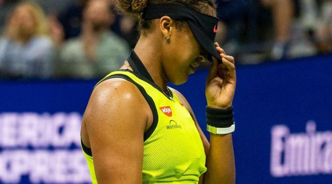 Naomi Osaka Announces Indefinite Break From Tennis
