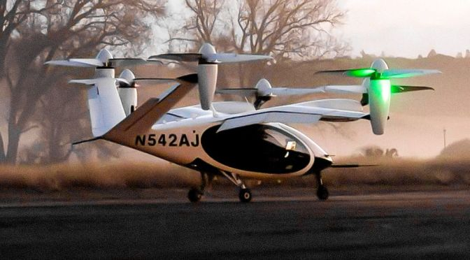 NASA Is Testing Air Taxis in First Round of Flights