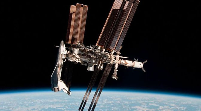 NASA Plans To Abolish International Space Station, Will Turn It Into Private Space Destination for Travellers