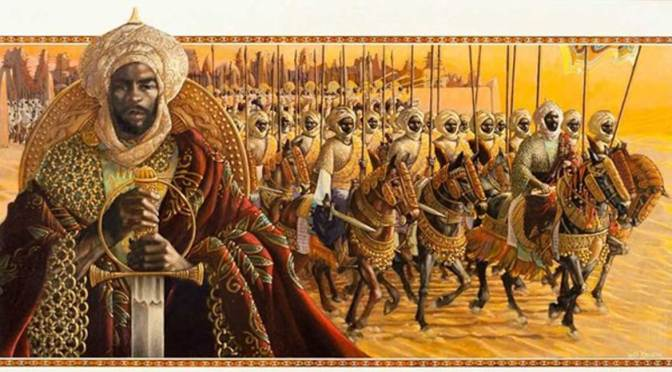 Some of Africa's Most Powerful Kings, Queens, Warriors and Legends